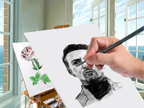 Как научиться рисовать поэтапно карандашом