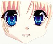 Учимся рисовать глаза аниме девушек